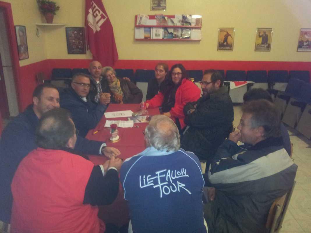 """reunion psoe herencia ciudad real 1068x801 - Empieza la formación de los """"Consejos ciudadanos de colaboración"""""""