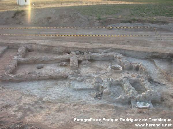 """yacimiento arqueologico herencia ciudadreal 018 - Conferencia sobre el yacimiento arqueológico """"Arroyo Valdespino"""""""