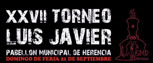 27 trofeo luis javier baloncesto herencia - Trofeo Luis Javier en Feria y Fiestas 2014