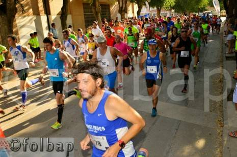 38 carrera popular de herencia 2014 - carrera 1