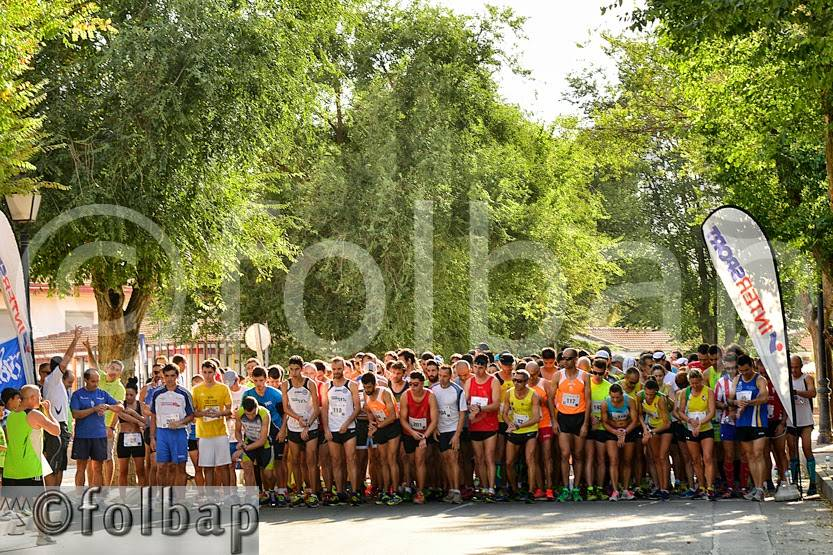 38 carrera popular de herencia 2014 - salida