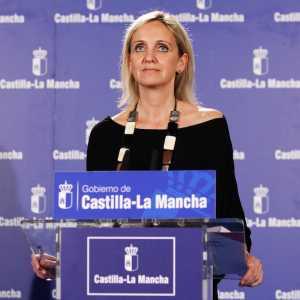 Carmen Casero, Consejera de Turismo de Castilla-La Mancha