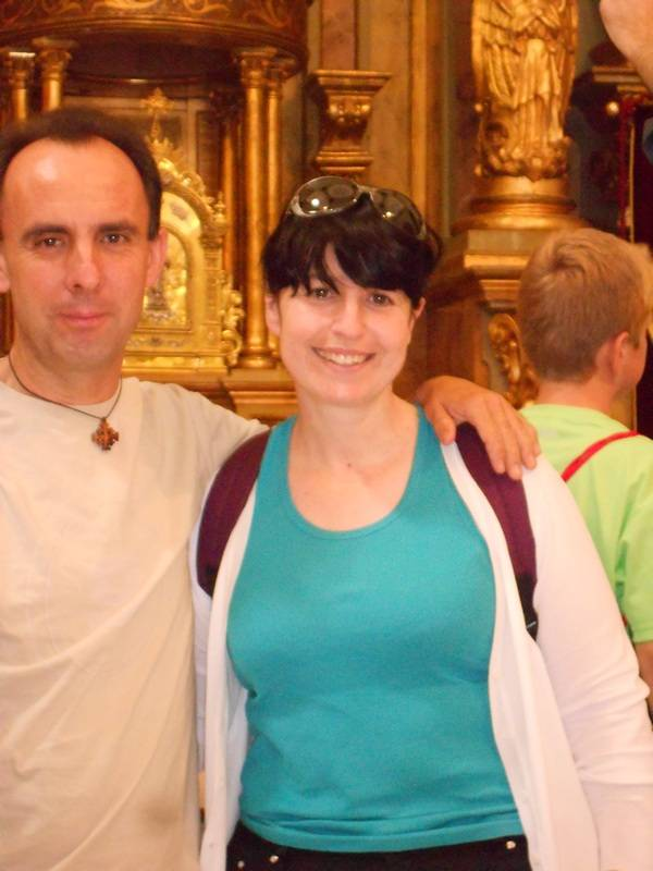 Miguel y Mariavi de Cis Adar - Cis Adar actuará en la feria y fiestas de Torralba de Calatrava