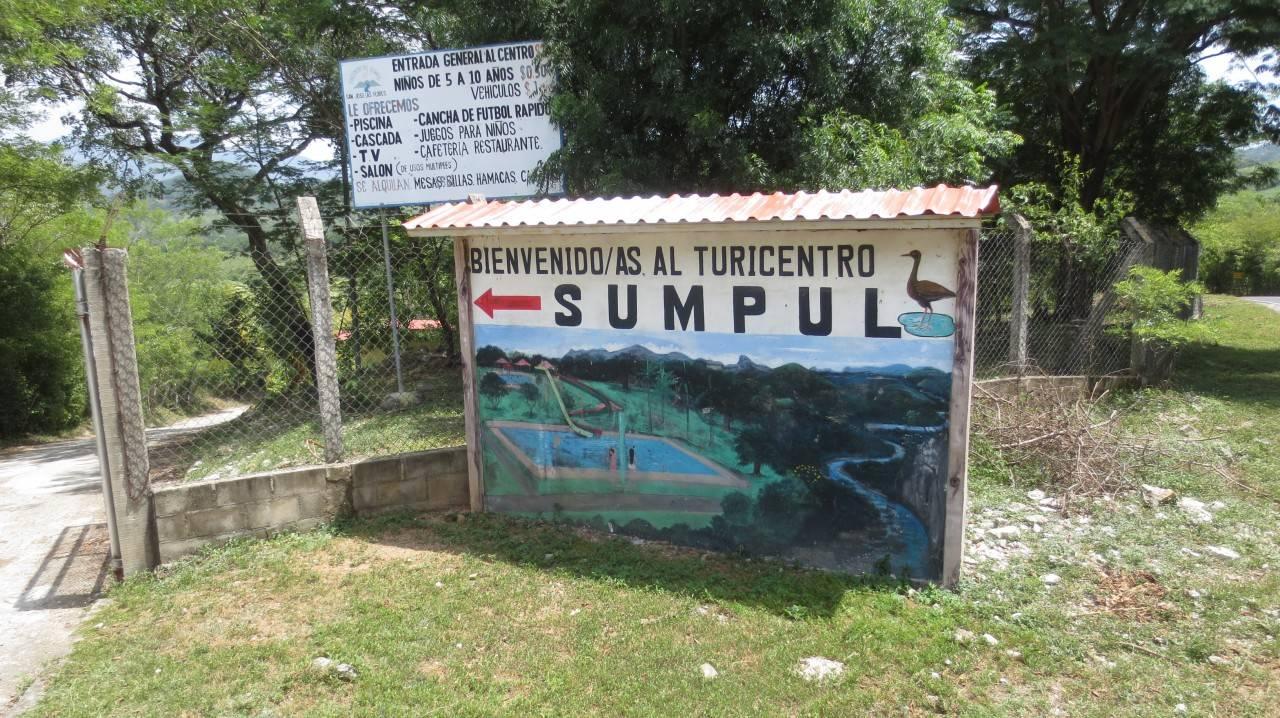 Turicentro Rio Sumpul San Jose Las Flores - Solman envía a varios cooperantes de Herencia a Honduras y El Salvador