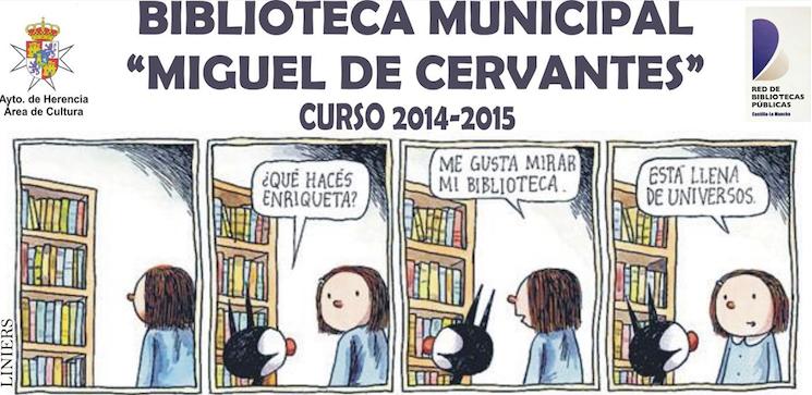 clubes de lectura - Abierto el curso 2014-2015 en la Biblioteca Municipal