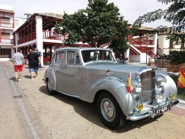 coche clasico - Fotos de la II Concentración de vehículos clásicos 2014