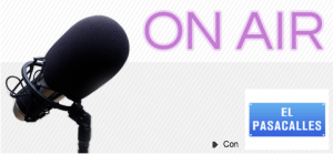 en el aire con el pasacalles 300x139 - El Pasacalles de RCM emitirá desde Herencia