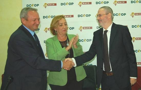 José Moreno Moreno, Ángel Villafranca y María Luisa Soriano
