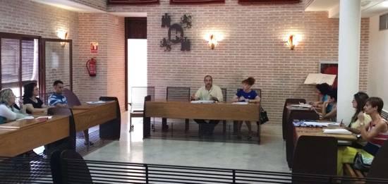 herencia consejo escolar 2 g - Celebrado el Consejo Escolar Municipal de Herencia