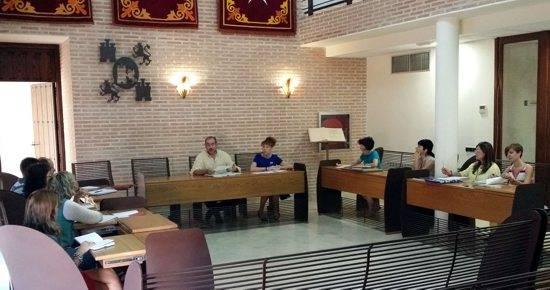 herencia consejo escolar g - Celebrado el Consejo Escolar Municipal de Herencia