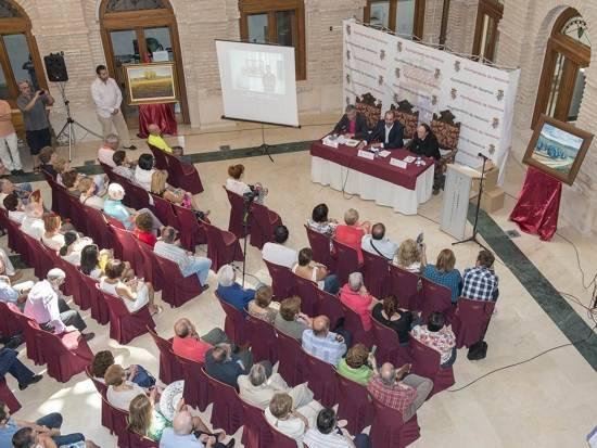 """Éxito de público para presentar el libro del querido Jesús Madero, y en el tradicional """"Pincho de la Vaquilla"""", con """"castellets"""" este año 1"""
