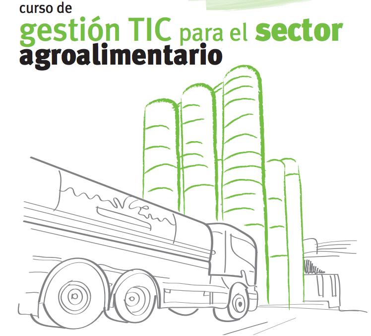 Curso gratis de Gestión en TICs para sector agrolimentario 1