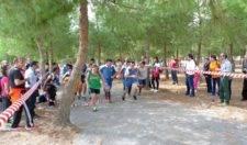 Herencia salida cross Parque La serna g 225x132 - Celebrado el segundo encuentro deportivo provincial para Centros Ocupacionales