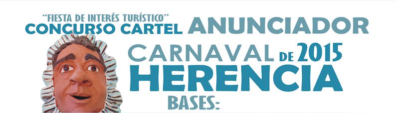 Presenta tus propuestas para el cartel del Carnaval de Herencia 2015 1