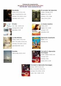 cartelera de cinemancha del 10 al 16 de octubre 212x300 - Cartelera Cinemancha del 10 al 16 de octubre