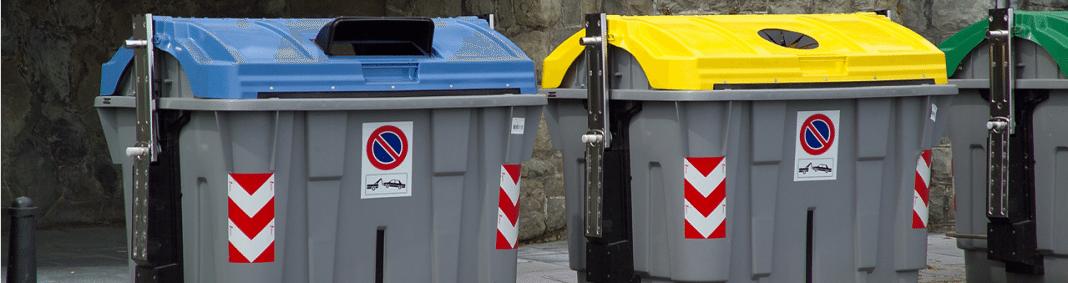 """contenedores de reciclaje 1068x283 - """"Orgullosos de reciclar"""" la nueva campaña de ECOEMBES y el Gobierno regional"""