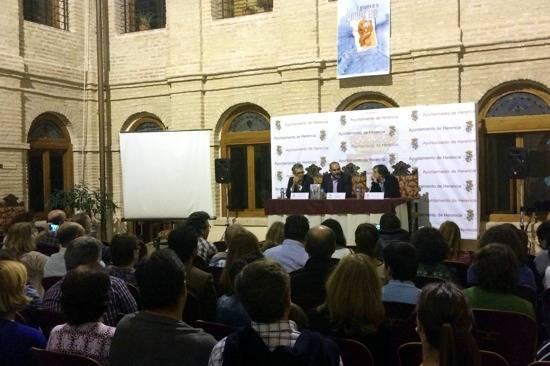 """Presentación del libro """"El peluquero de la División Azul"""" escrito por José Ignacio Cordero"""