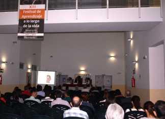 Público asistente al 12º Festival de Aprendizaje a lo largo de toda la vida