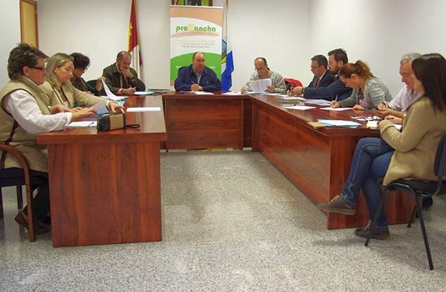 promancha acuerdos octubre - Promancha contribuirá al acondicionamiento del auditorio municipal