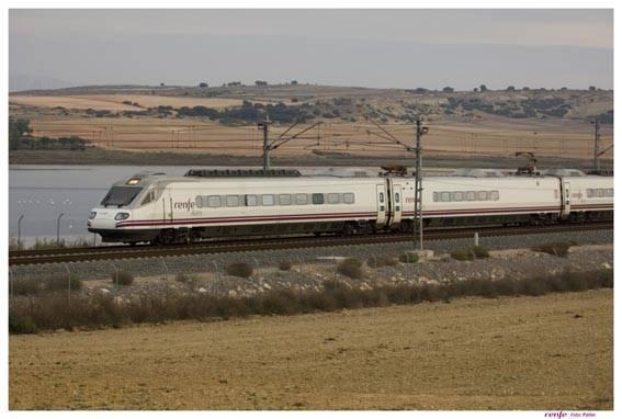 tren renfe alta velocidad - Alcázar de San Juan acogerá hoy 15 de octubre 2014 un gran simulacro en Renfe
