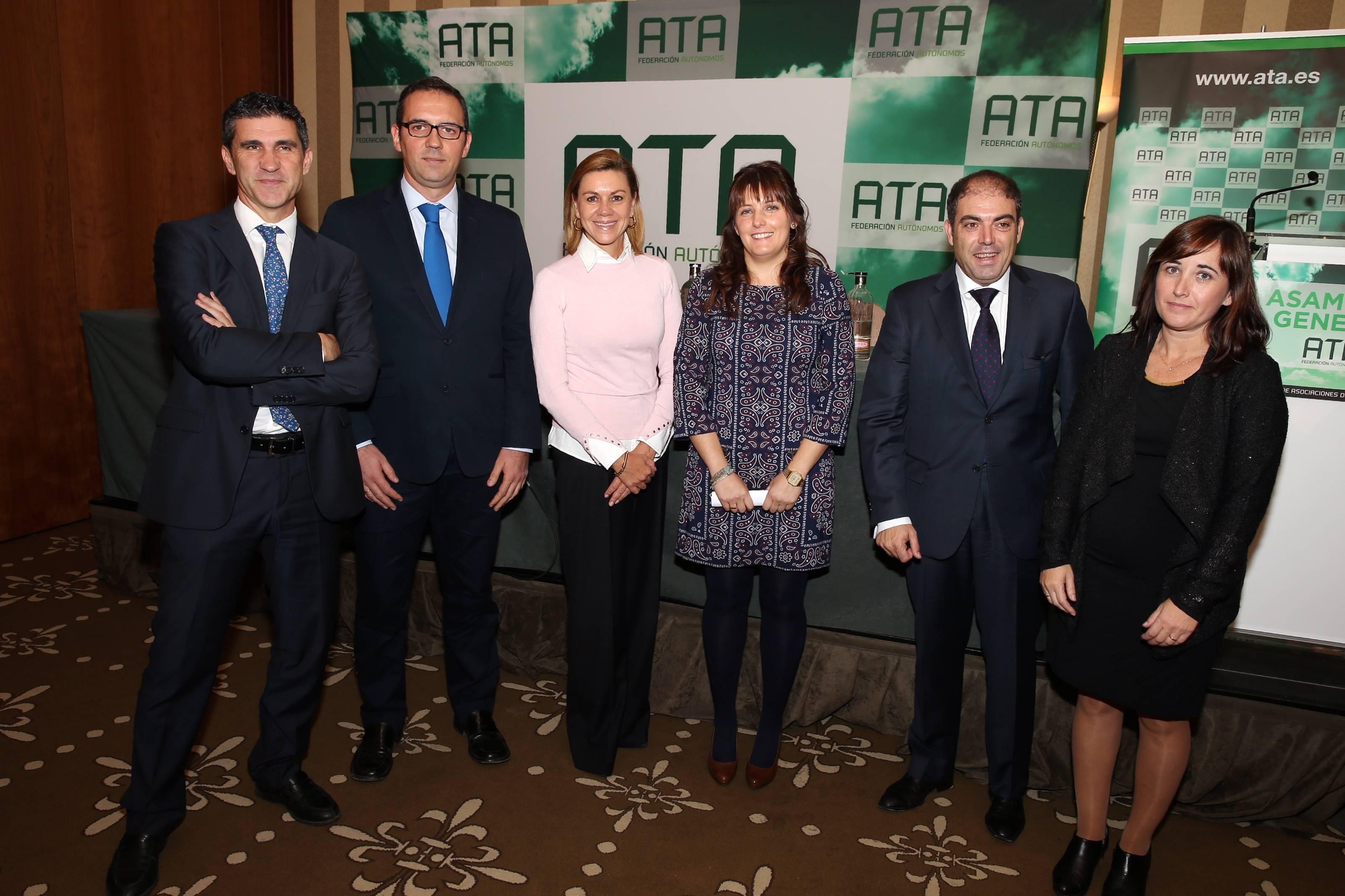 Rosario Moreno-Opo reelegida presidenta de ATA