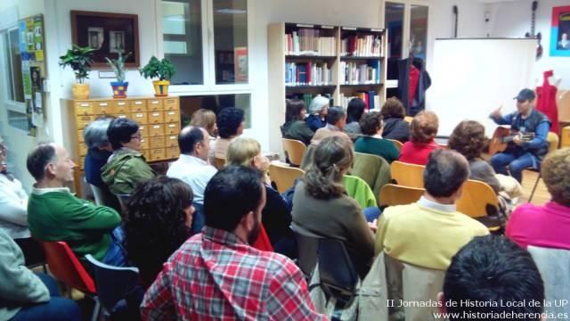 Encuentro con el músico y compositor Basilio Montes2