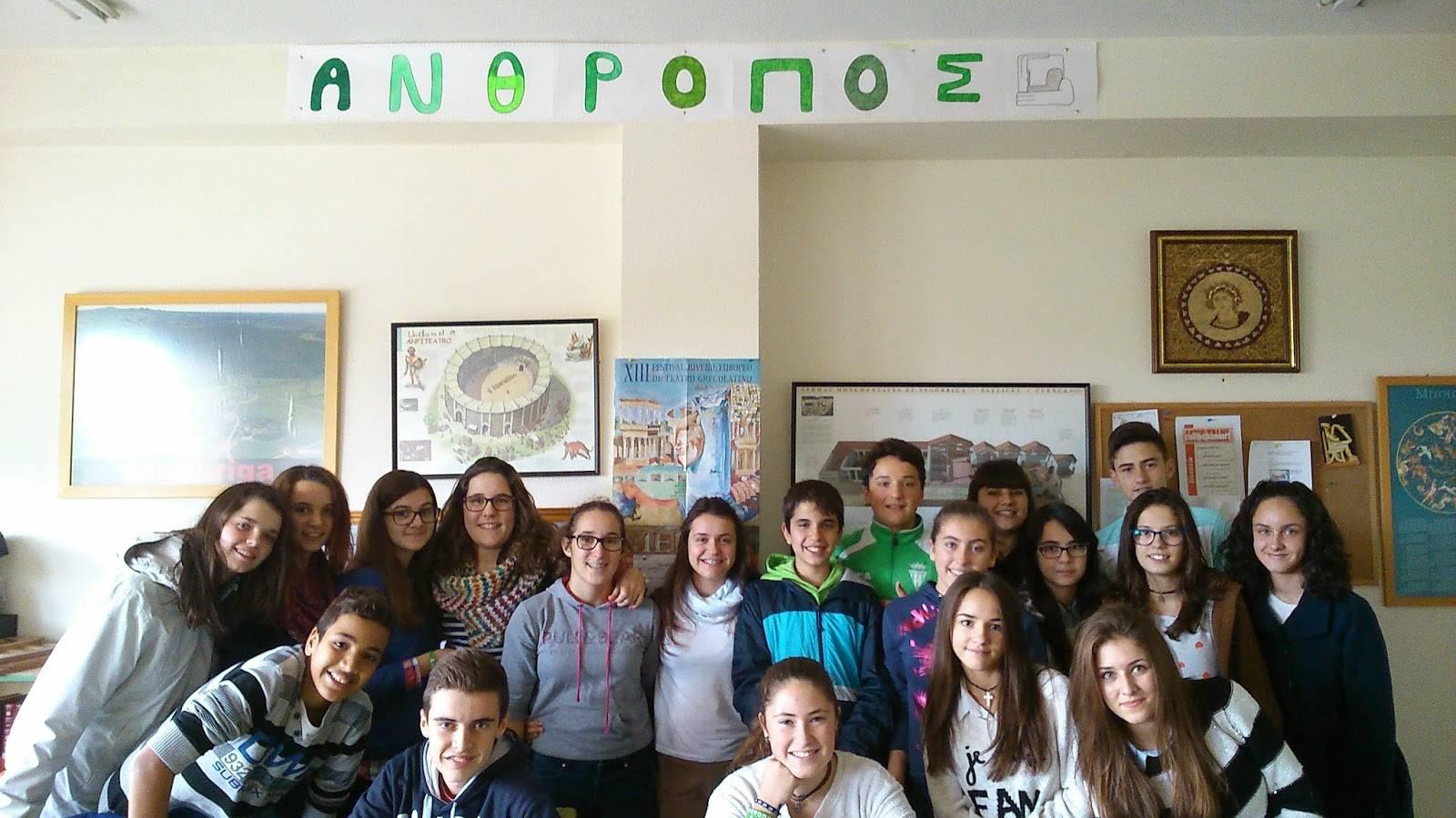 Grupo Antropos IES Hermógenes Rodríguez de Herencia