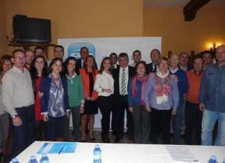 Cristina Rodríguez de Tembleque elegida nueva presidenta del Partido Popular de Herencia