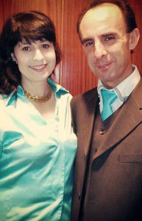 Mariavi y Miguel de Cis Adar Herencia