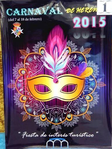 cartel1 - Mañana tendrá lugar la elección del cartel del Carnaval de Herencia 2015