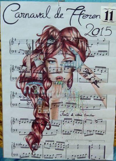 cartel11 - Mañana tendrá lugar la elección del cartel del Carnaval de Herencia 2015