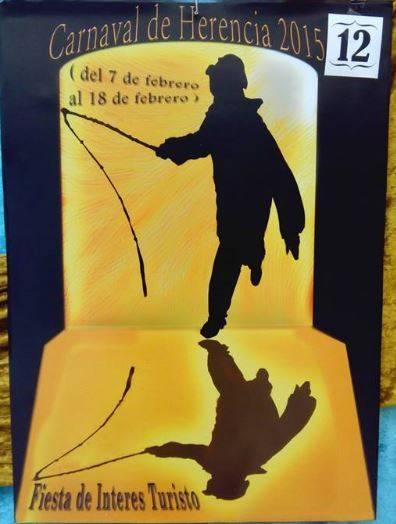 cartel12 - Mañana tendrá lugar la elección del cartel del Carnaval de Herencia 2015