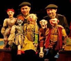 Teatro infantil en la Casa de Cultura 1