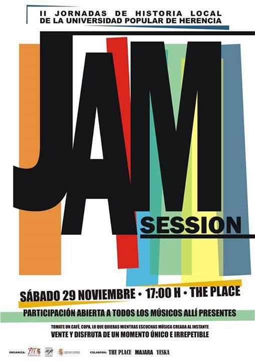 jam sesion herencia - Orquestas y bandas protagonistas de las II jornadas de historia local de la Universidad Popular