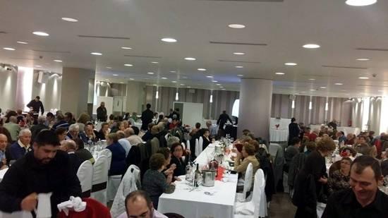 2 herencia consejo mayores 2 general mabel g - Las asociaciones de mayores y la de discapacitados de Herencia celebran sus comidas de Navidad