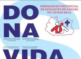 ampaña de donación de sangre en Herencia - Diciembre de 2014