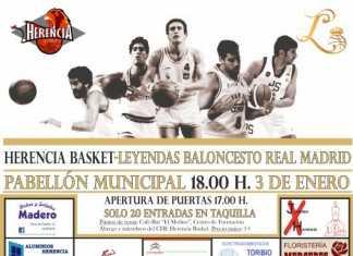 CDE HErencia Basket-Leyendas Baloncesto del Real Madrid