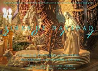 Exposición Aires de Navidad en Herencia