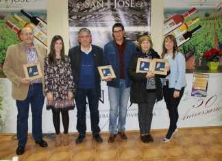 Ganadores segundo concurso de vinos tradicionales y derivados de Herencia