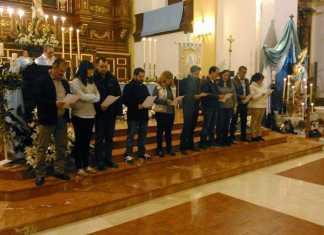 Junta Gestora de la cofradía de la Inmaculada Concepción de Herencia