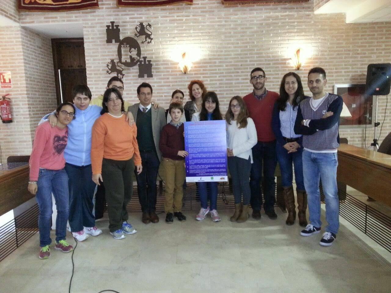 Laborvalía entrega decálogo reconocimiento al colegio Carrasco Alcalde