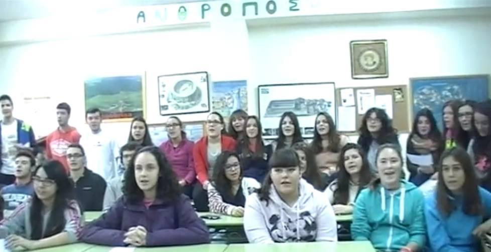 """VADEMECUM TANGO IES HERMÓGENES RODRÍGUEZ - Antropós llega hasta el programa """"No es un día cualquiera"""" de RNE"""