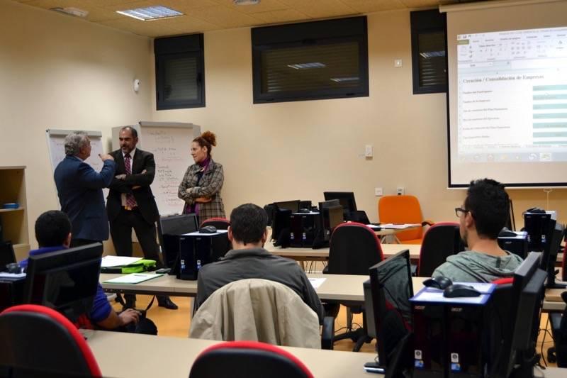 herencia cursos pymes1 - Finalizado el curso de de gestión en TICs para el sector agroalimentario