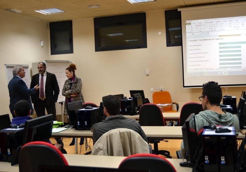herencia cursos pymes2 - Finalizado el curso de de gestión en TICs para el sector agroalimentario