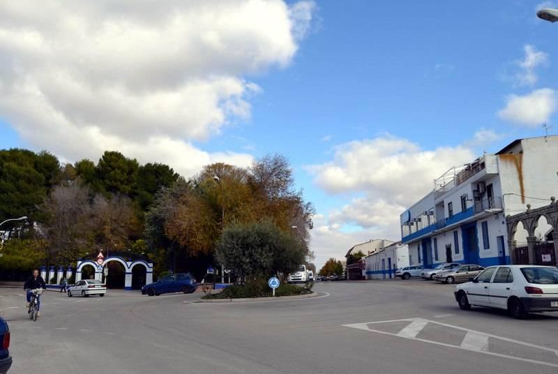 herencia travesia 2 cruce con ctra alcazar con la de villafranca - Las futuras travesía y ronda cambiarán la fisonomía urbana de Herencia a partir del próximo año