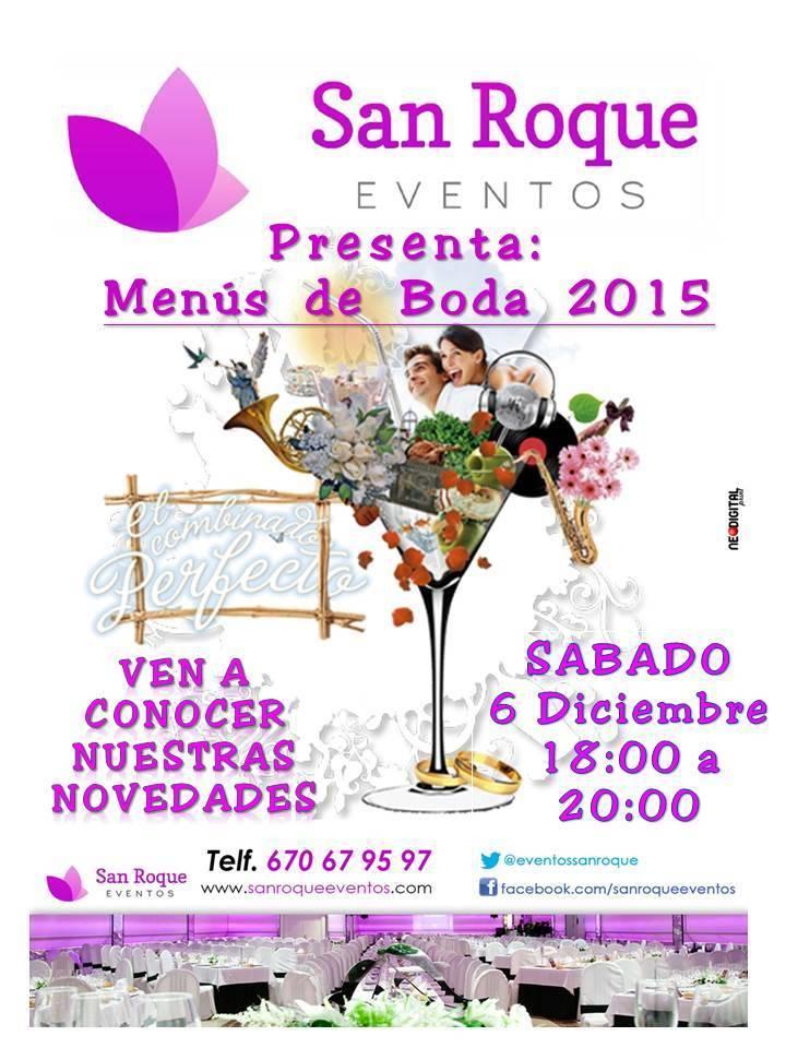presentaciçon novedades 2015 salones San Roque Herencia - San Roque Eventos presenta sus novedades para las bodas y comuniones del 2015