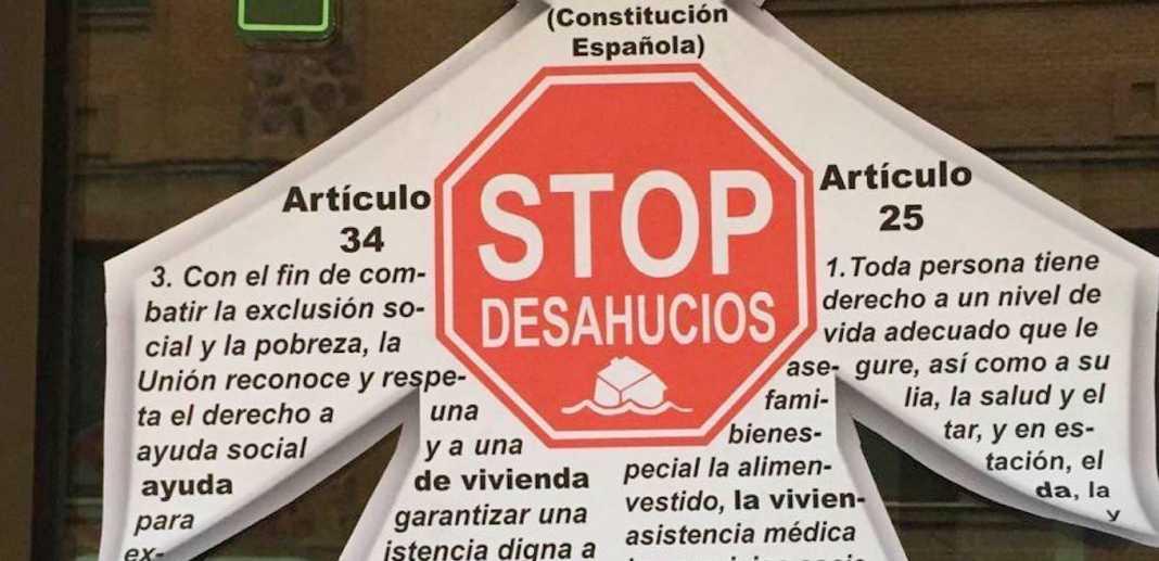 stop desahucios herencia 28 diciembre 1068x517 - Manifiesto Inocente de Stop Desahucios en Herencia
