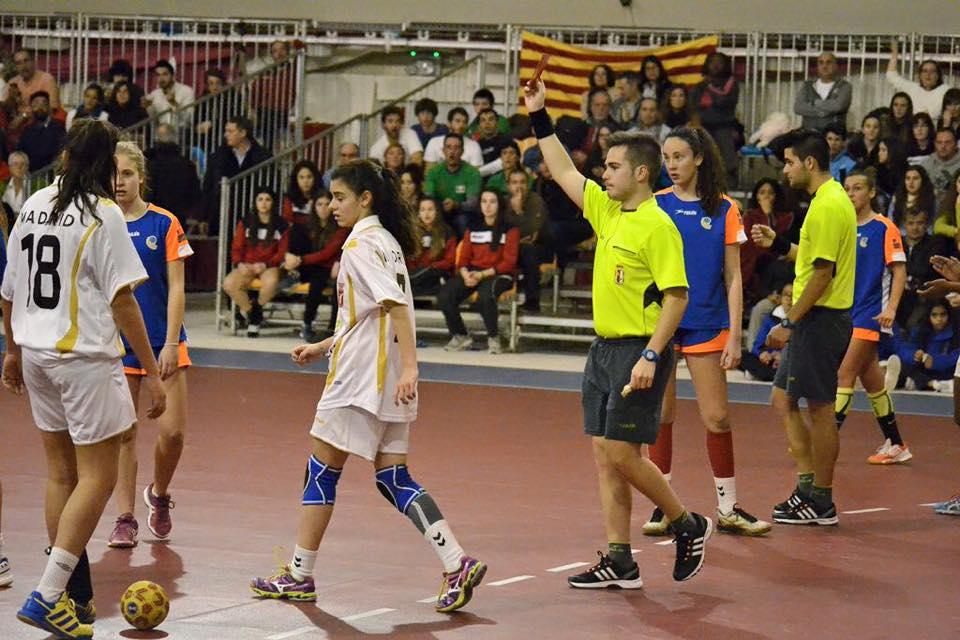 Varios herencianos en los Campeonatos de España de Balonmano 5