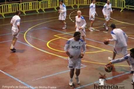 Partido Herencia Basket vs Leyendas del Real Madrid0020