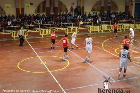 Partido Herencia Basket vs Leyendas del Real Madrid0040